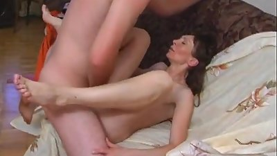 TEEN SON RETURN HOME AND FUCK HIS STEP-MOTHER VERY HARD