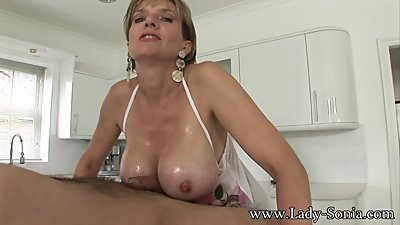 Lady Sonia - Tit Sex
