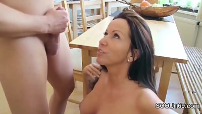 German mom son kitchen fuck with cumshot 720p I--WWW.HORNYFAMILY.ONLINE--I