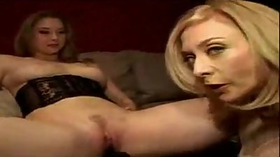 Pussy eating lessons by Nina Hartley