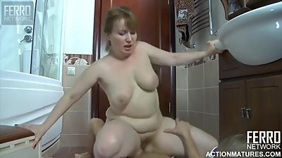 mature Women With Younger guy