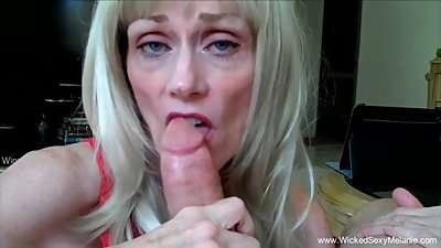 Wicked Sexy Blowjob From Amateur GILF