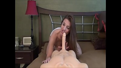 POV Mommy Rides And Sucks Your Big Cock
