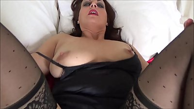 Satin Covered Treat - Diane Andrews - Mom Son Taboo