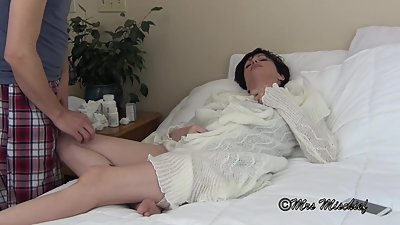 My Ragdoll Mom (taboo fauxcest limp fetish)