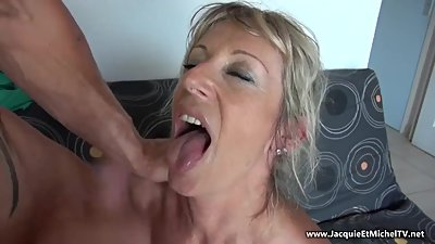 Mature Anal Love --- Marina Beaulieu (French MILF) --- Lisa Ann Brandi