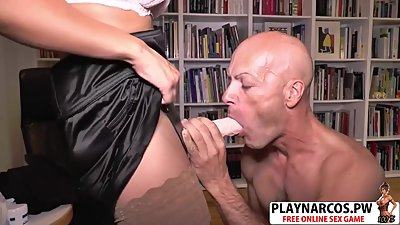 Nice Step Mommy Mariska X, Julia De Lucia Gives Titjob Hot Teen Son's Frien