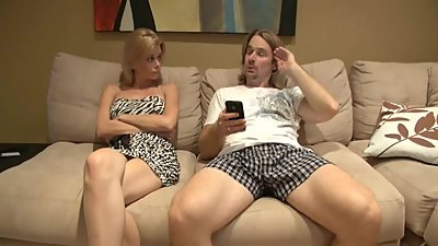 Stepmom & Stepson Affair 28
