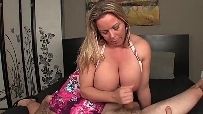 Stepmom & Stepson Affair 74 (intrusive Stepmom)