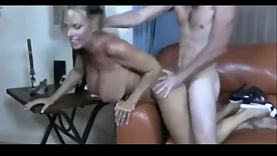 Dirty son fucks Mom