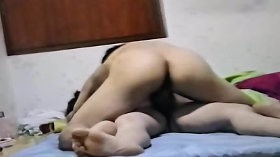mom & son fucked  korean