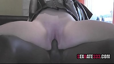 Danish Horsens Blacked Homemade StepSon Cuck Couple Granny StepMother Hookup FMM Fucking