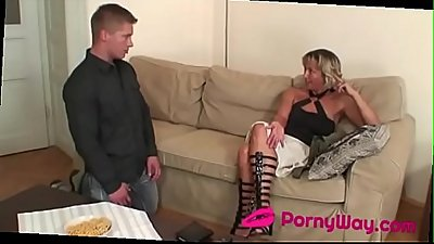 Man Fucks His Old Mother - FREE MOM Videos at PornyWay.com