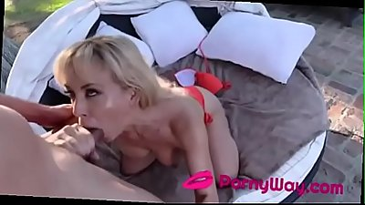 StepMom Hits On Stepson and... - FREE Mom Videos at PornyWay.com!