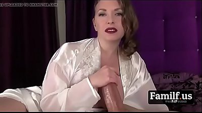Nights in White Silk With My Gorgeous MOM - FREE Mother Videos at Familf.us