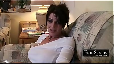 Milf Mother Hits On Her Own Son!- FREE TABOO videos at FAMSEX.US