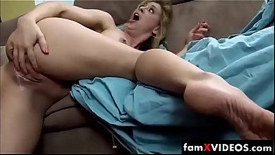 Step son forces mom and creampie part 1 - FREE Family Videos at FamXvideos.com