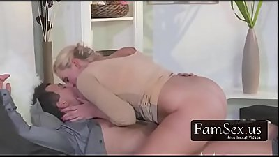 Hot Step Mom Loves Son!!  - FREE Family Sex videos at FAMSEX.US