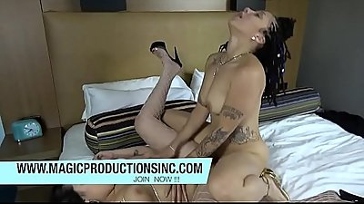 EXOTIC LESBIAN PUSSY FT ALYCIA STARR &amp_ NATURAL JOHNSON - Tasexy.com