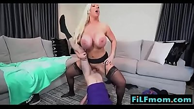 Step Mom fucking son alone, caught - Free Full Family Sex Videos at FiLFmom.com