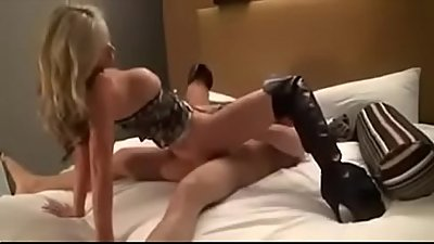 Best Mom Fucking in Thigh Boots. See pt2 at goddessheelsonline.co.uk