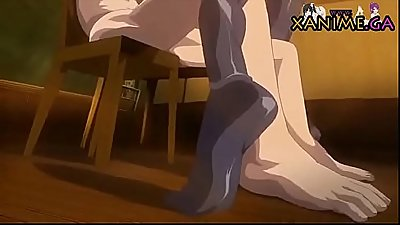 Four at the hands of the sadistic teacher Pervert Hentai Anime Sex - More on www.xanime.ga