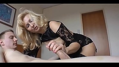 Young Boy Fucks Very Hot Milf - Watch Part2 on porn4us.org