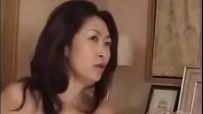 Japanese Milf With Younger Guy - Watch Part2 on porn4us.org