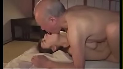 Old Man And Beautiful Japanese Young Teen - Watch Part2 on porn4us.org