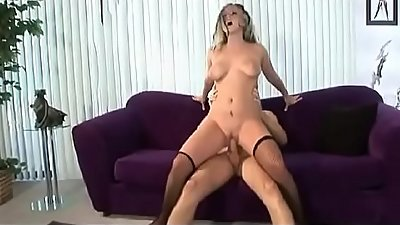 Mom Lets Son Defile Her