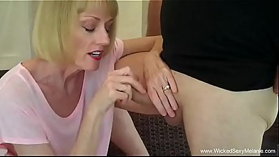 Mommy Lets Son Defile Her Body