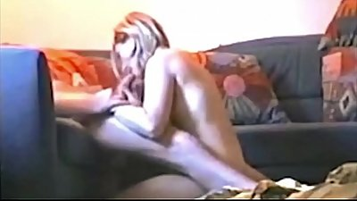 Mom Son Blowjob (HD)