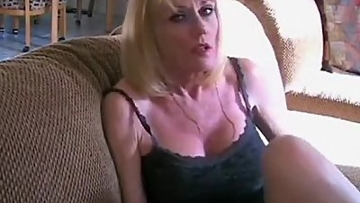 Kinky Sex Games With Grandma