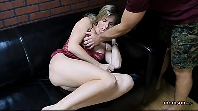 Cory Chase in Fucking my sleeping step sister