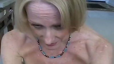 Amateur MILF Wants Stardom