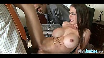 Watching mom fuck a black guy 504