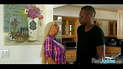 Interracial cuckold with mom 192