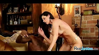 Interracial cuckold with mom 175
