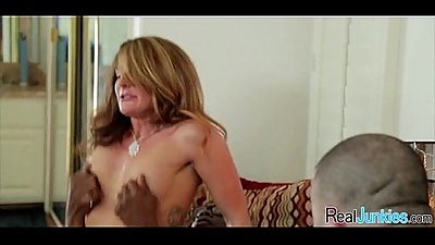 My mom has a black cock fetish 365
