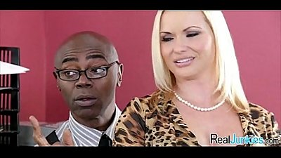 Interracial cuckold with mom 147