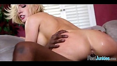 My mom has a black cock fetish 346