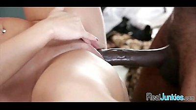 Interracial cuckold with mom 153