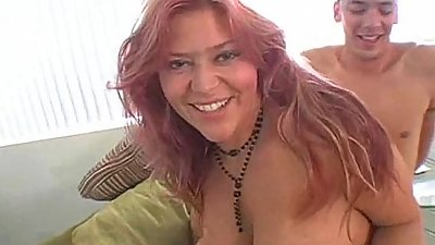 MILF with some HUGE jugs 5 001