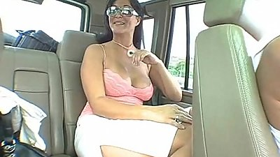 slutty brunette MILF 1 002