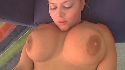 MILF with some HUGE jugs 4