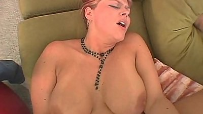 MILF with some HUGE jugs 5
