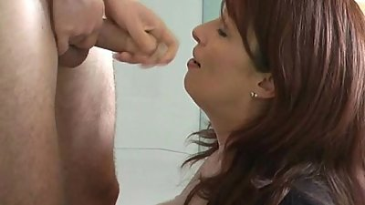Mature Mom Fucking Son At Home