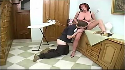 Russian mom and son - family seductions 09